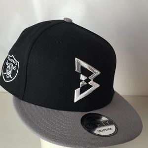Oakland Raiders Beast Mode Hat Marshawn Lynch NEW